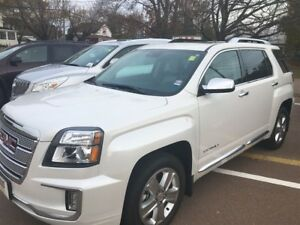 2017 GMC Terrain Denali, Leather, Nav, Save Over $9,300 off