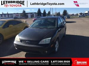 2005 Ford Focus 4dr Sdn ZX4 ST