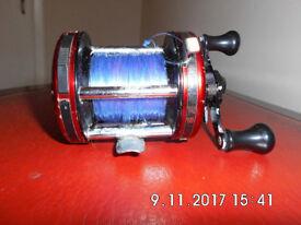 FOR SALE ABU GARCIA AMBASSADEUR 6000 FISHING REEL