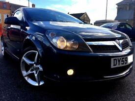 2009 Vauxhall Astra 1.8 i VVT 16v SRi Exterior Pack Sport, Excellent Condition,Part-exchange Welcome
