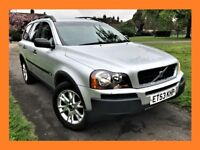 Volvo XC90 2.9 T6 SE Geartronic AWD 5dr LONG MOT, HPI CLEAR