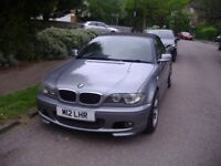 2004 bmw 318ci sport convertible