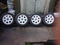 MX5 Alloy Wheels