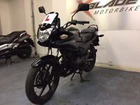 Honda CBF 125cc Manual Motorcycle, Black, Good Condition, ** Finance Available **