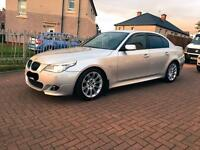 BMW 520d M sport 57 Reg