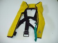 Life jacket XM Quick fit manual inflation for boat yacht fishing dory rib inflatable dinghy etc