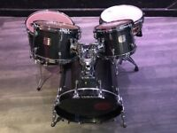 Yamaha Maple Custom Absolute in BLACK SPARKLE!