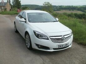 Vauxhall Insignia 2.0 CDTi ecoFLEX Elite 5dr (start/stop) Zero Road Tax, Sat Nav, Full Leather,76MPG