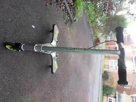 JDBug cool carver scooter for sale