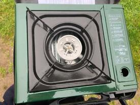 Camping Stove with Box Never Used