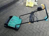 Electric gardenline Lawn raker