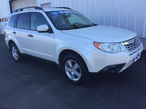 2011 Subaru Forester X CONVENIENCE|REAL CLEAN ALL WHEEL DRIVE WA
