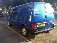 VW Transporter T4 fully converted