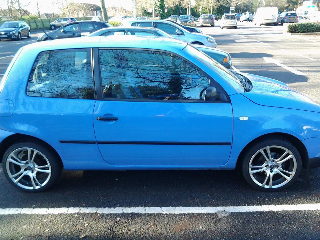 Vw Lupo For Sale In Southampton Hampshire Gumtree