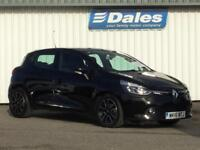 Renault Clio 0.9 TCE 90 Dynamique Nav 5dr (metallic - diamond black) 2016