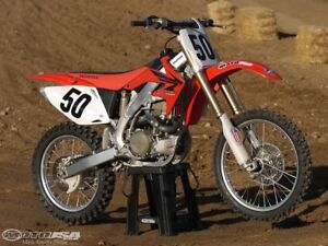Looking for a CRF 250 or 450 and 150R