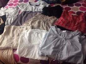 ladies tops size 18 (all for £5!)