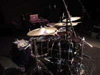 Live Drum Tracks - Recording Collaboration