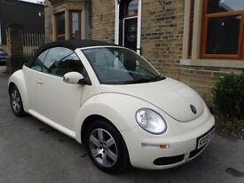 Volkswagen Beetle 1.4 CONVERTIBLE - GREAT Condition