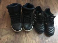 Adidas Trainers / Adidas Astro Turfs Size 5
