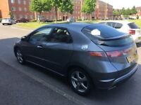 Honda Civic 2.2 Diesel, Manual 6 Speed Gear Box, With Full Service History