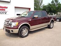 2009 Ford F-150 LARIAT - KING RANCH