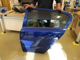 Vauxhall Astra H (5 door) Rear door. Passengers and drivers side