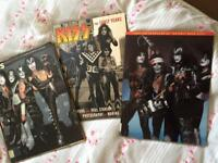 Kiss books