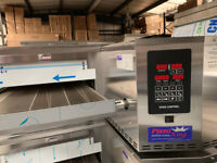 Pizza Oven, 26 Inches Gas Pizza King Conveyor oven