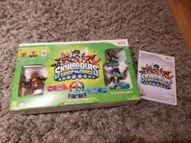 Wii skylanders swap force starter pack boxed