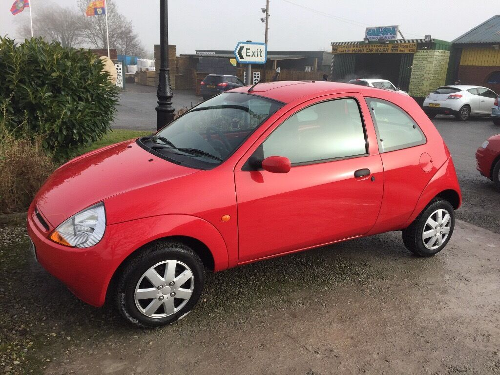 Ford Ka  Miles Excellent Condition Full Service History