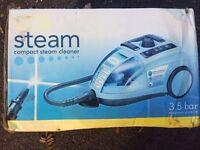 Vax steamer never been used. Model V081