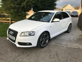 AUDI A3 TDI BLACK EDITION 2012