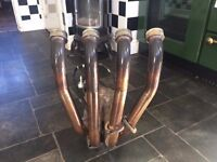 2001 Yamaha R1 Exhaust Headers