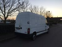RENAULT MASTER 2.5 TD 35 V L3H3 High Roof Van (FWD) 4dr (white) 2005