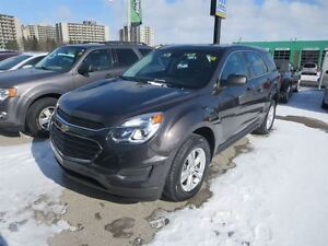 2016 Chevrolet Equinox AWD  Low Kms  Bluetooth  Back Up Cam  Pwr