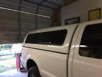 Ford truck canopy