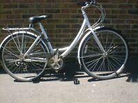 Giant Expression DX women's lightweight hybrid bike