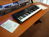 Korg Triton Taktile 49 with padded case (Absolute mint condition)