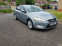 2008 Ford Mondeo 2.0 TDCi Ghia Manual @07445775115 1 Owner+Warranty+New+Clutch+++Flywheel+123K+2Keys