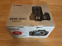 Canon eos 1200D 18mp DSLR