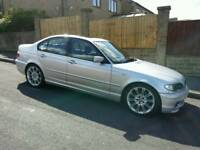 2004(54)BMW 320D M SPORT*AUTO/TIP*109K FSH*1 OWNER*12 MONTHS MOT*150BHP FACELIFT*
