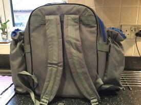 Picnic rucksack for 4
