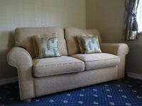 STOKERS 2 Seater Full Sprng Mattress Sofa Bed rrp £1000
