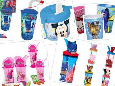 atrol LOL PJ Mask Minnie Mickey Minions Cars (Becher Maske)