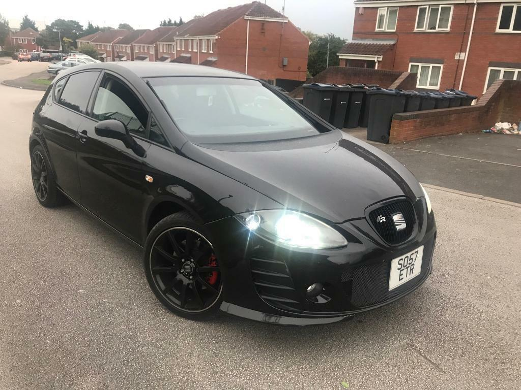 2007 57 seat leon fr 2 0 tfsi dsg cupra k1 kit buckets. Black Bedroom Furniture Sets. Home Design Ideas