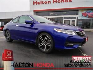 2017 Honda Accord Coupe TOURING|ACCIDENT FREE|SERVICE HISTORY ON
