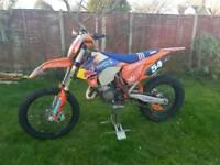 Motocross/enduro ktm 150