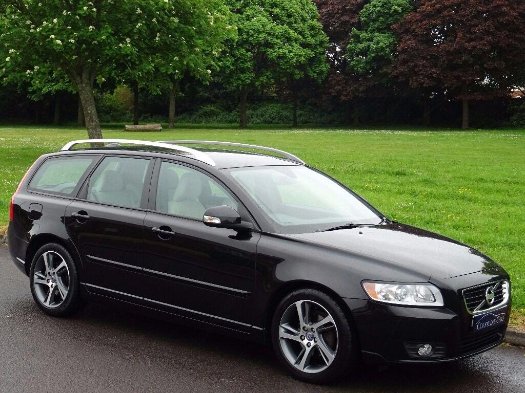 2011 Volvo V50 1 6 D Drive Se 5dr Estate Full Heated