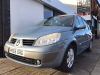 Renault Grand Scenic 1.6 VVT Dynamique 5dr (Euro 4) FULL SERVICE HISTORY